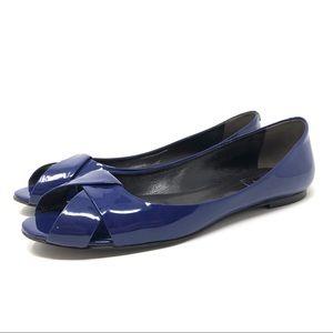 Like 🆕 ROGER VIVIER royal blue ballerina flats